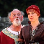 King Lear at St. Dogmaels Abbey - biased review