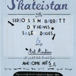 Benefit show for Skateistan