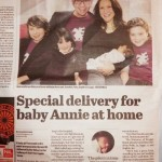 We&#8217;re in&#8217;t paper!