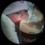 Geocaching event & Guinness