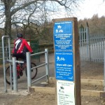 Harrogate - Killinghall - Ripley cycle path