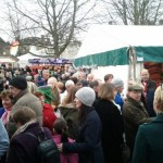 Harrogate Christmas Market : Aborted mission