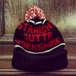 STRAIGHT OUTTA YORKSHIRE hat