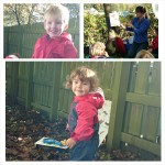 Toy library outdoor fun