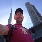DragonDrop Adventure T-Shirt Club: Dubai